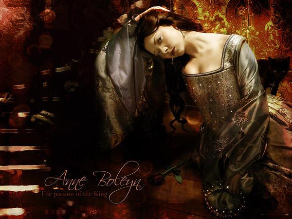 Anne Boleyn by SophiaHana