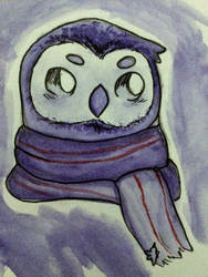 Bundled Up by Olivebirb
