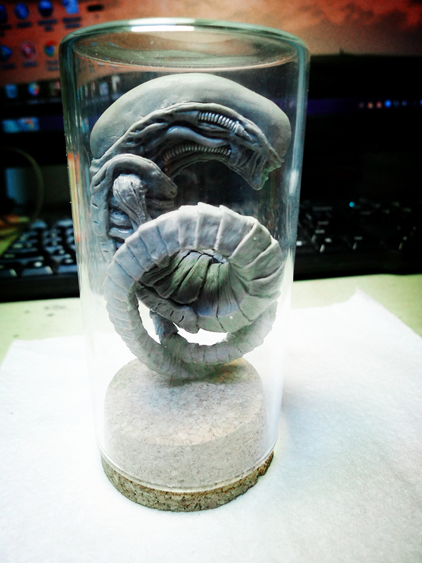 Alien   Embryos by yanchuan111