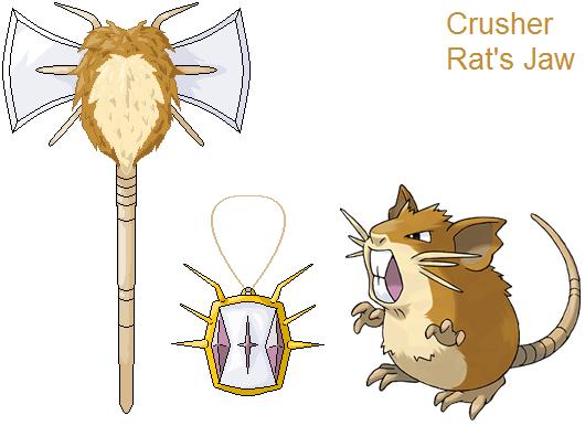 PSC- Raticate by Lybra1022