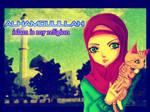 Proud 2 b Islam-muslim-manga