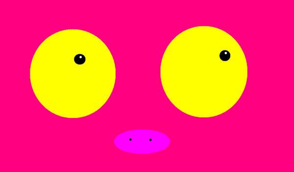 Piggie by Rohay