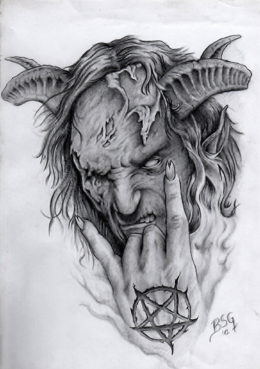demon liorcifer by blacksoulgraphics on DeviantArt