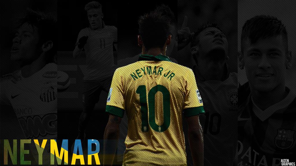 Hd wallpaper neymar - Neymar Jr Wallpaper By Azizsanli On Deviantart