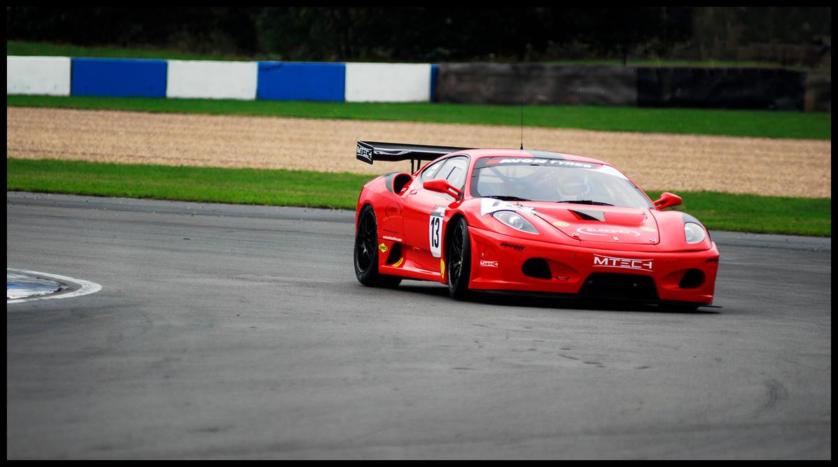 Ferrari 430 GT by dxd