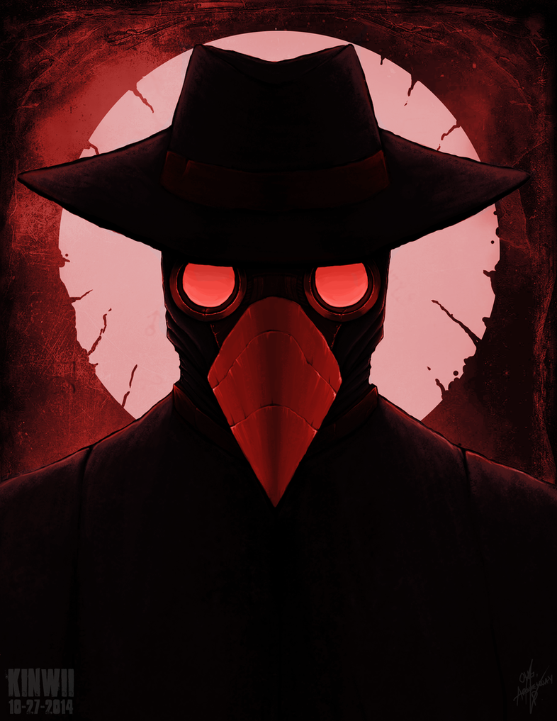 Plague Doctor by kinwii on DeviantArt