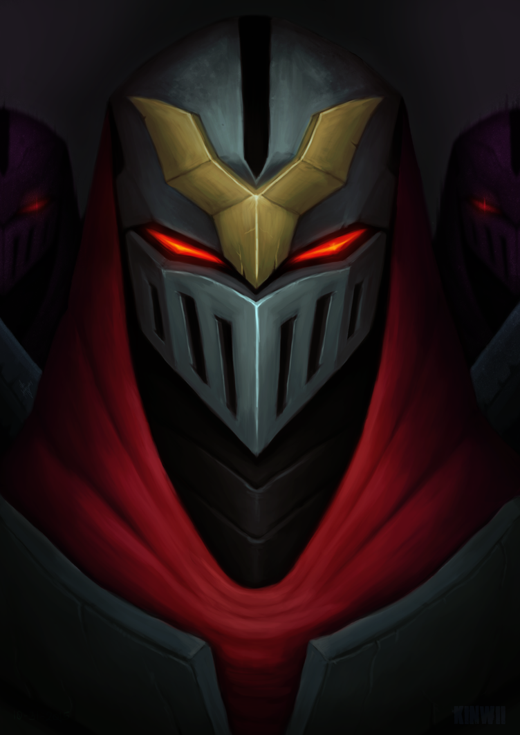 League of legends zed skins