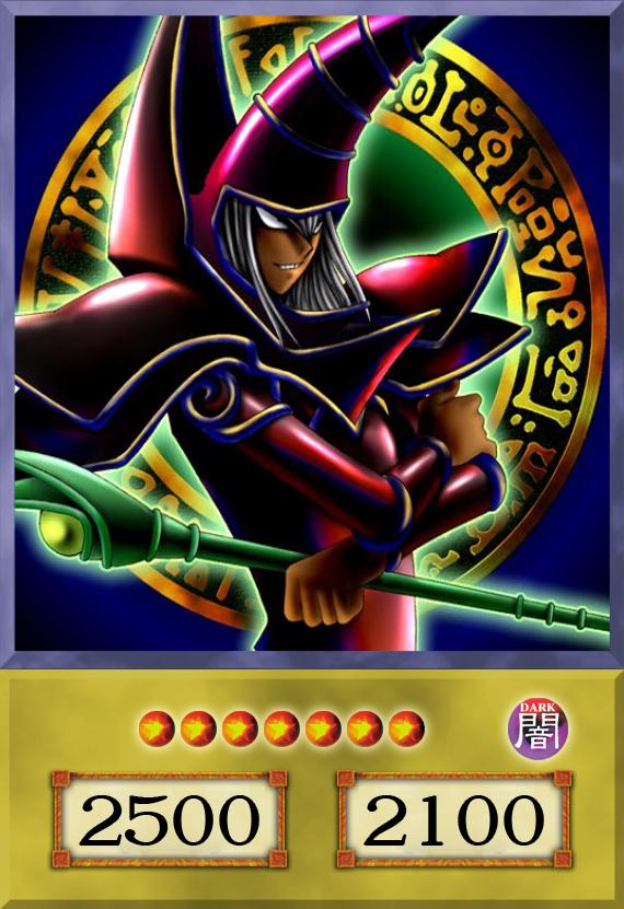 Red Dark Magician (Arcana) by PlayStationScience on DeviantArt