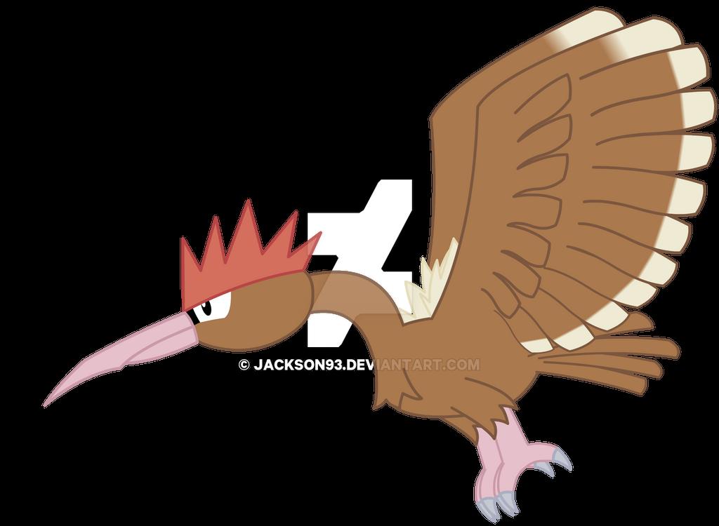 Pokemon Fearow Art Images