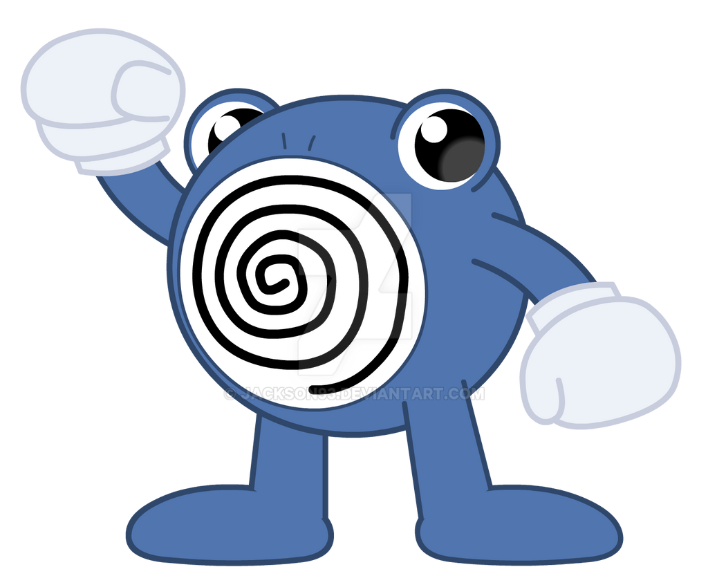 poliwhirl by jackson93 on deviantart