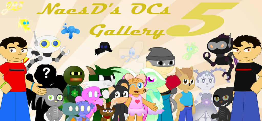 NaesD OC gallery5 by Jackson93