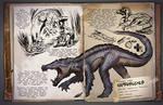 Ark: Survival Evolved Dossiers: Kaprosuchus