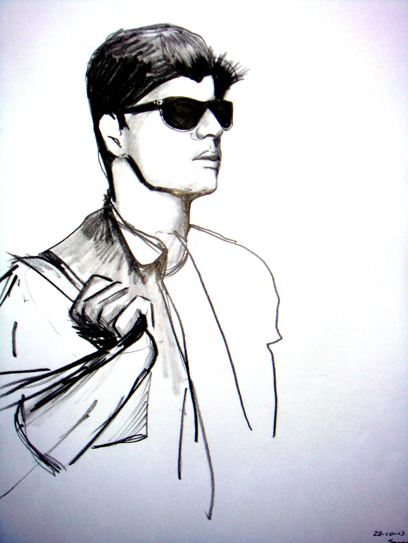 Bad Boy - Sketch 2013 By Balanyuk On DeviantArt