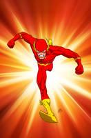 The Flash by drawerofdrawings