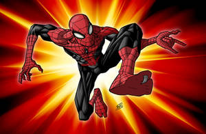 The Superior Spider-Man by drawerofdrawings