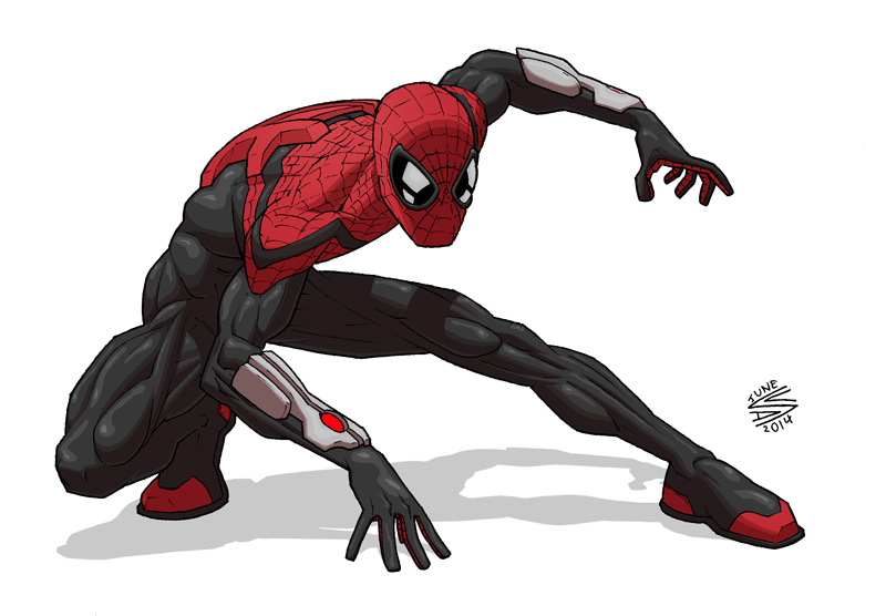 Superior Spider Man By Drawerofdrawings On DeviantArt