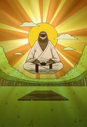 Sloth Jitsu: Back