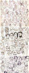 Sketcharama! by drawerofdrawings