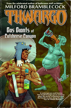 Thwargo and The Gas Giants