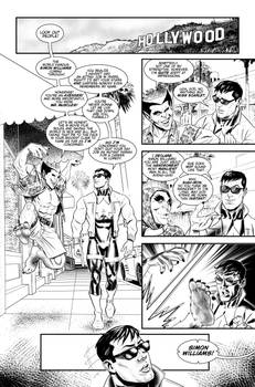 Wonder Man and Beast Page 1