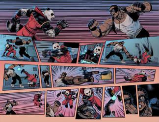 Spider-Squirrel Pages 28-29