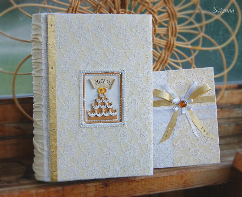 Wedding photo album greeting card by sakumasweet on deviantart wedding photo album greeting card by sakumasweet m4hsunfo