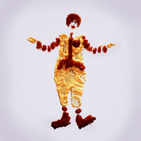 Ronald McDonal by MaggiElvar