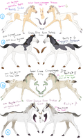 Various Equus Ballator Youngstock Adopts by Fargonon
