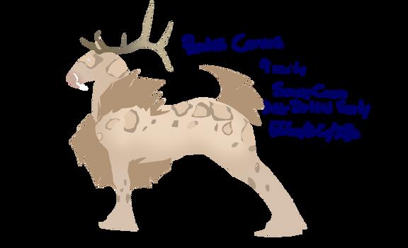 018 | Pardus Cervus SOLD
