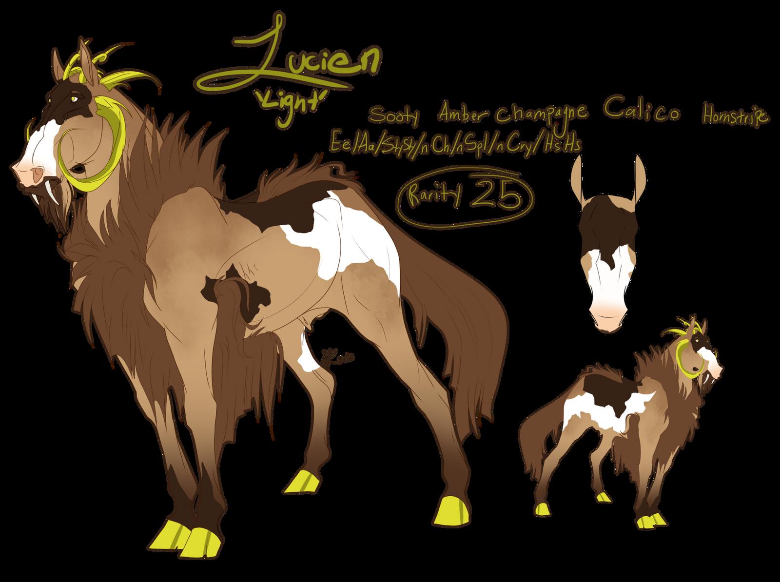 048 Lucien by Fargonon