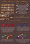 Equus Ballator Horn Info
