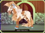 Mascot | 0001 | Regale by Fargonon