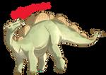 stEGGOsaurus