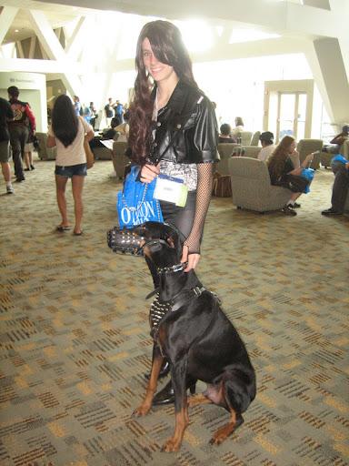 Bane and Zatanna Otakon 2012 by Rangeh