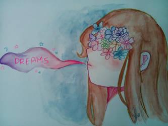 Dreams  by irelcute16poh