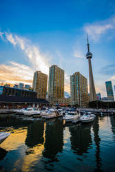 Toronto Waterfront by LojZza