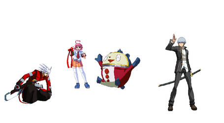 BBTag New Roster: Happy greeting