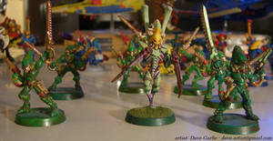Eldar Striking Scorpions
