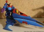 Eldar Vyper Jetbike - Blue 1