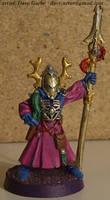 Eldar Warlock A by NPlusPlus