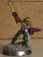 Eldar Harlequin - Imperials by NPlusPlus