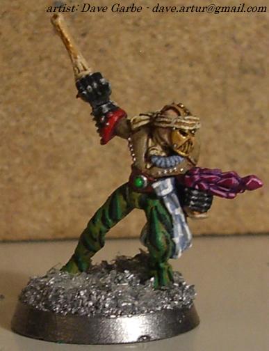 Eldar Harlequin - Imperials