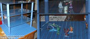 Underwater 3D Gameboard