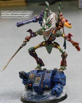 Harlequin Wraithlord