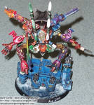 Harlequin Wraithlord Rear