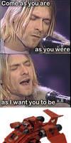 Kurt Cobain 40k Meme