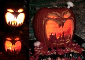 Squig Pumpkin