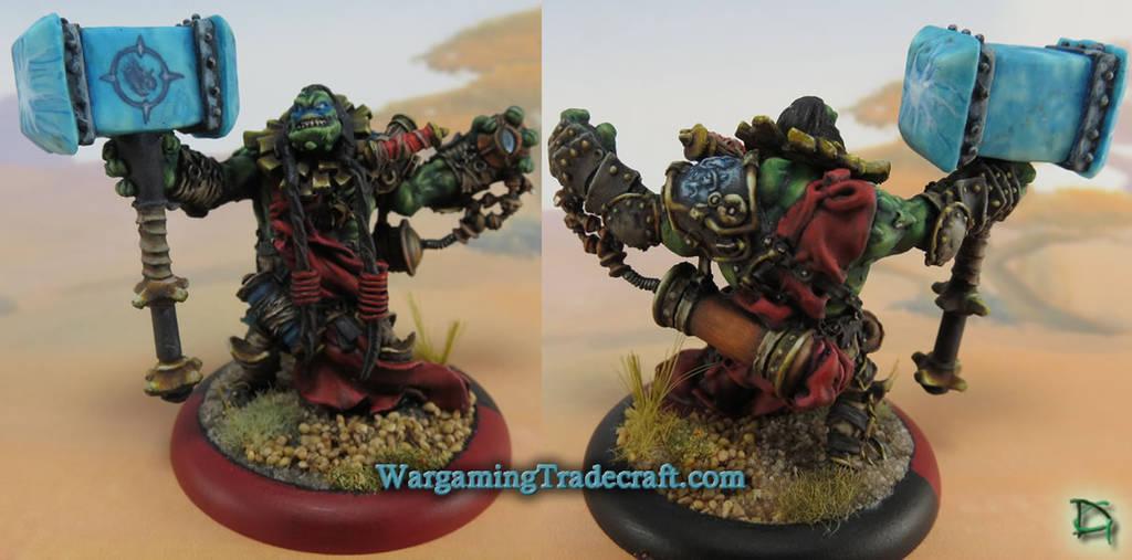 Warchief Thrall aka Madrak by NPlusPlus