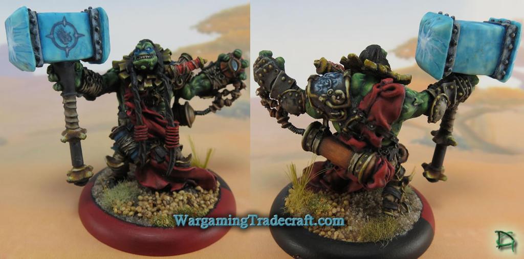 Warchief Thrall aka Madrak