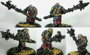 Krielstone Warlock - Nemesis by NPlusPlus